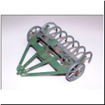 Pure Rubber Products Hay Rake