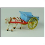 Charbens Hay Cart (plastic with metal wheels)