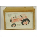 Denzil Skinner Large Nuffield Universal Tractor (box)