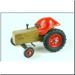 Hitchin Components Tractor