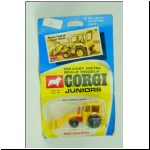 Corgi Juniors no.43 Massey Ferguson Tractor Shovel